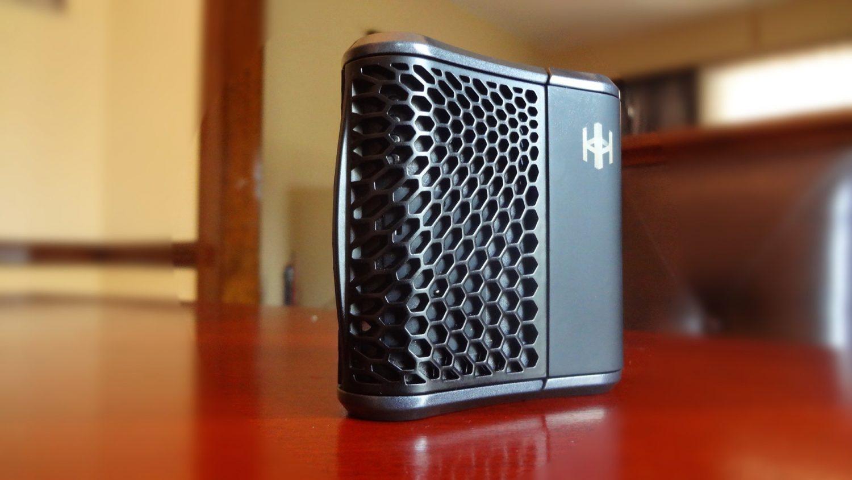 vaporisateur haze dual v3